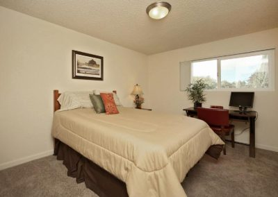 Aggie Square Apartment Bedroom Image