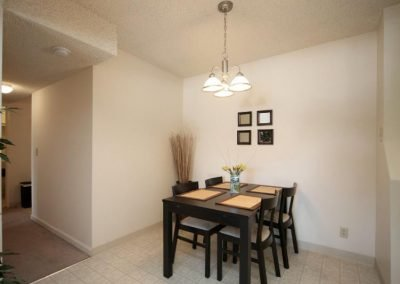 Aggie Square Apartment Dining Area Image