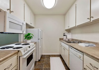 Aggie Square Apartments Kitchen - Standard