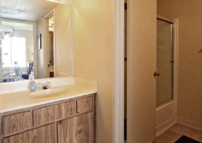 Almondwood Apartments Bathroom Vanity