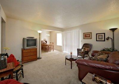 Almondwood Apartments Living Room