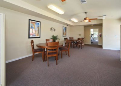 Almondwood Apartments Student Study Room Image