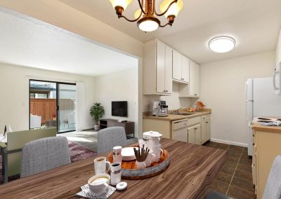 Almondwood Apartments 1 Br Kitchen