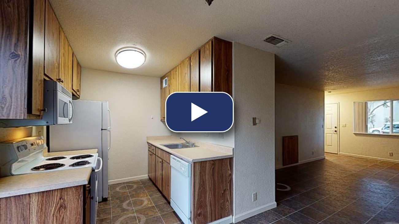 Almondwood Apartments Two-Bedroom Townhouse Virtual Tour