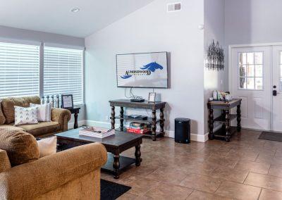 Almondwood Apartments Community Room