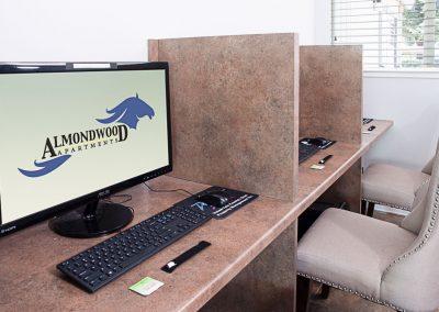 Almondwood Apartments Computer Lab