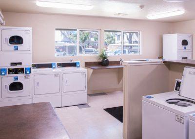 Almondwood Apartments Laundry Room