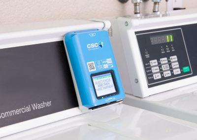 Washing machine payment system