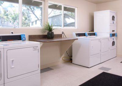Almondwood Apartments Laundry Room Dryers