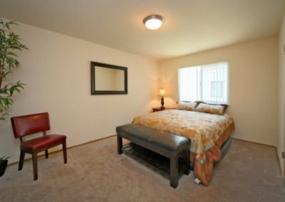 Fountain Circle Townhomes bedroom