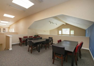 Fountain Circle Townhomes study area