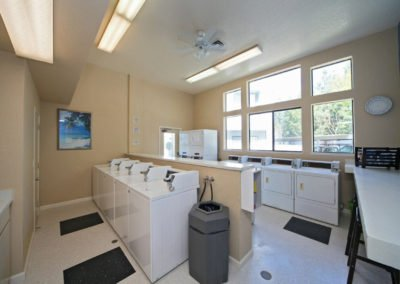 Fountain Circle Townhomes laundry facility