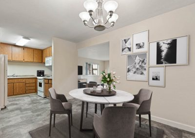 Fountain Circle Townhomes Dining Area - 4BR