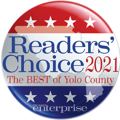 Readers' Choice Award The Best of Yolo County