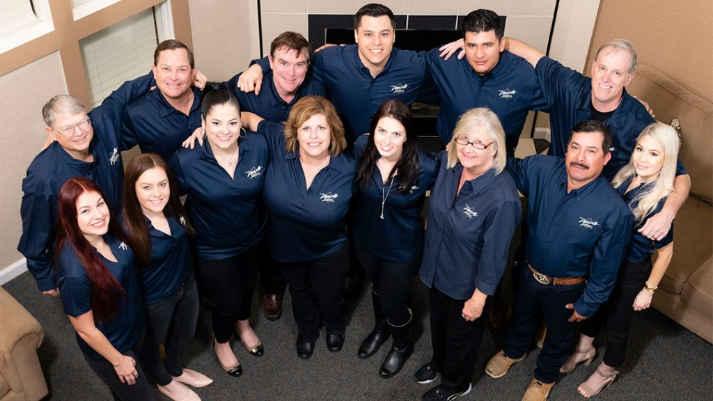 Davisville Management Company Group Photo