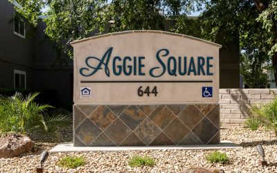 Aggie Square Apartments Takes Second Place in the 2019 Reader's Choice Award