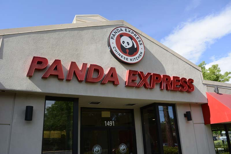 Panda Express at Marketplace Shopping Center