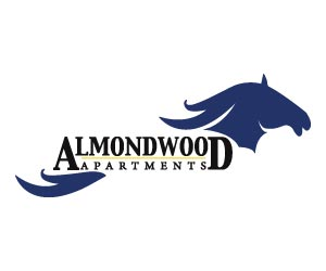 Almondwood Apartments in Davis CA Logo