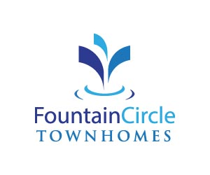 Fountain Circle Townhomes in Davis CA Logo